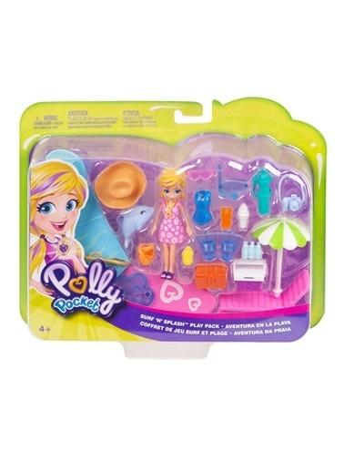 Polly Pocket Polly Pocket Sahil Eglencesi Gft95 Renkli